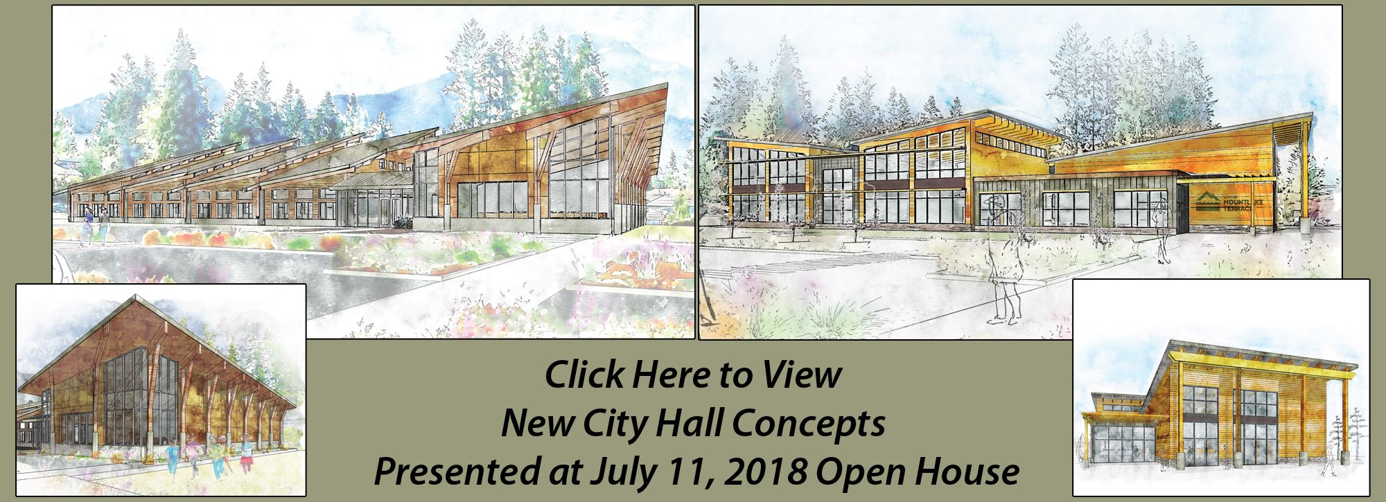 City Hall Concepts, From July 11, 2018 Open House