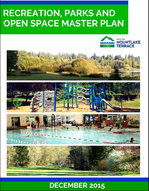 Recreation, Parks and Open Space Master Plan