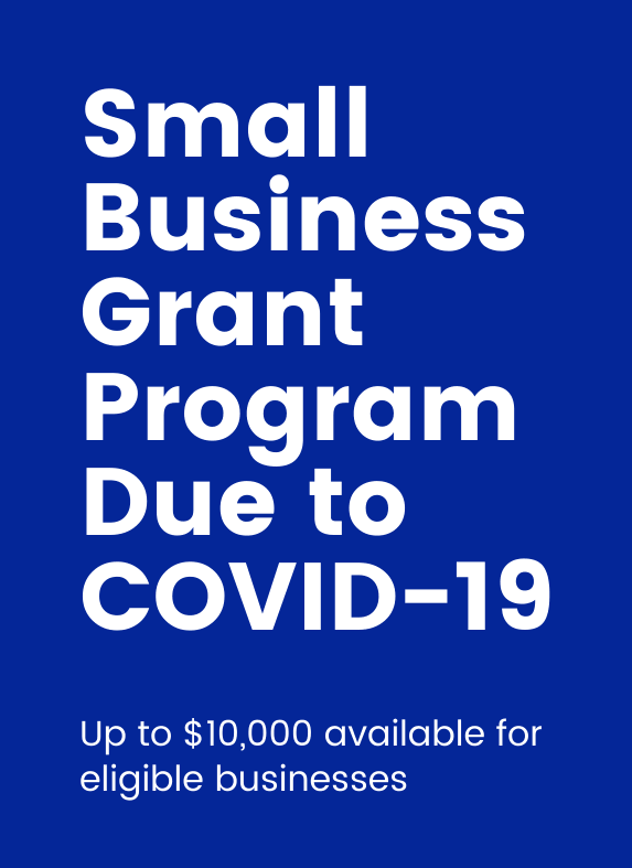 Small Business Grant Program Available
