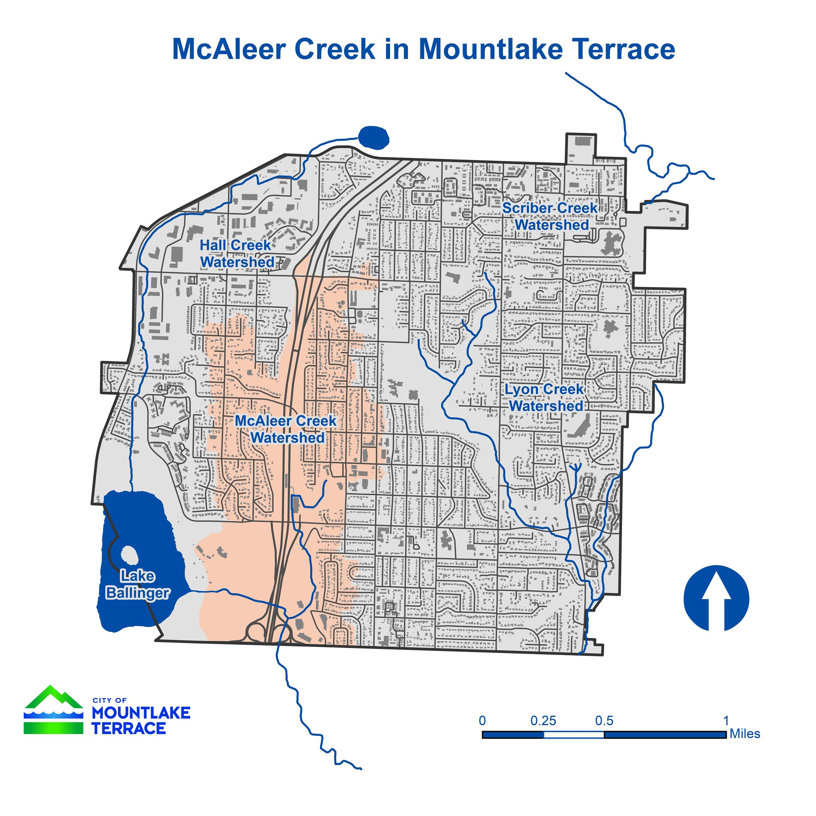 McAleer Creek Watershed